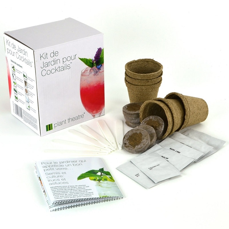 kit piante da cocktail