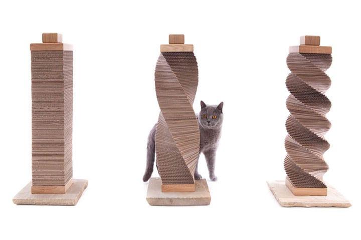 Tiragraffi per gatto originale