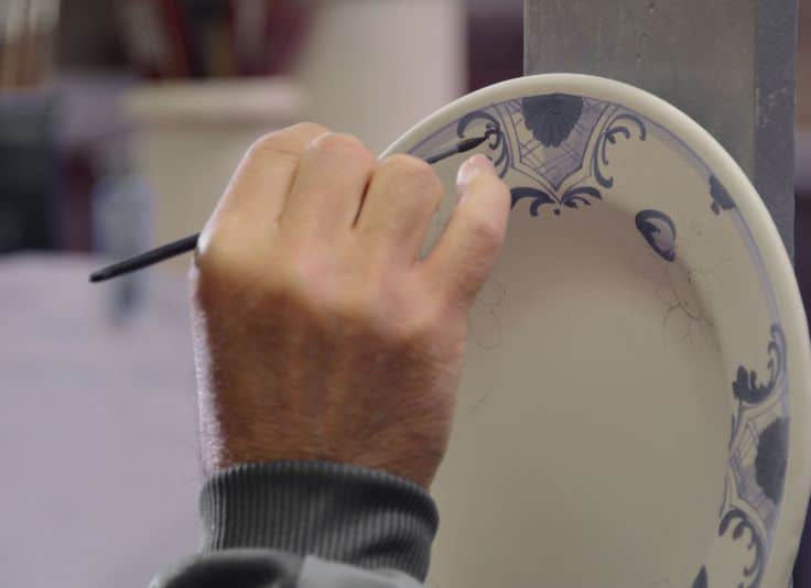 Ceramiche-Ammannati-decoro-tradizionale