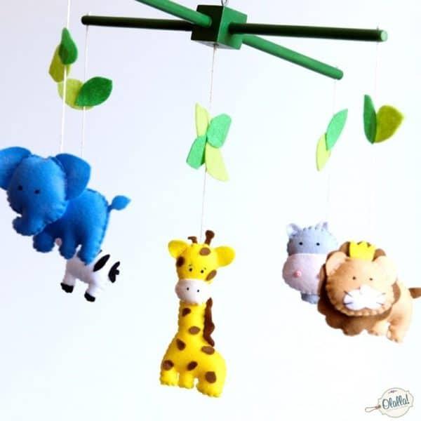 giostrina-culla-animali-feltro-savana