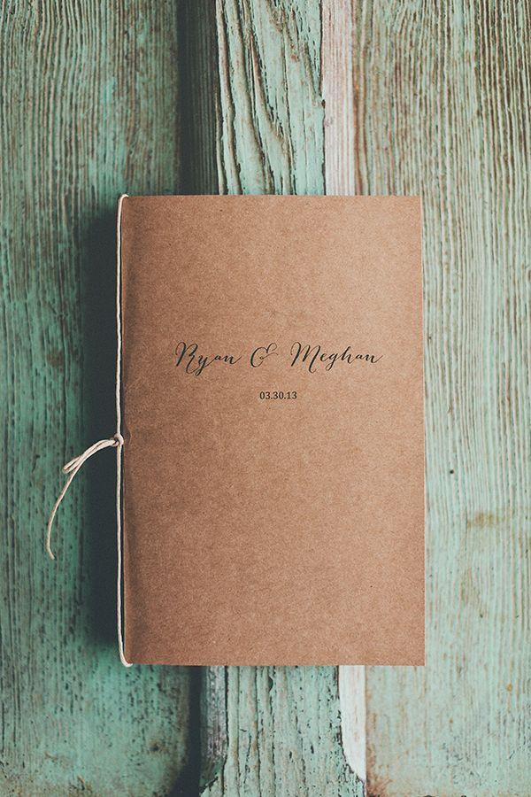 Libretto messa semplice vintage