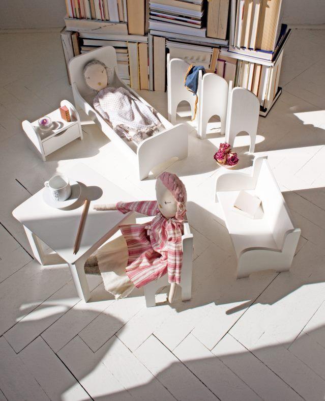 mobili per bambole