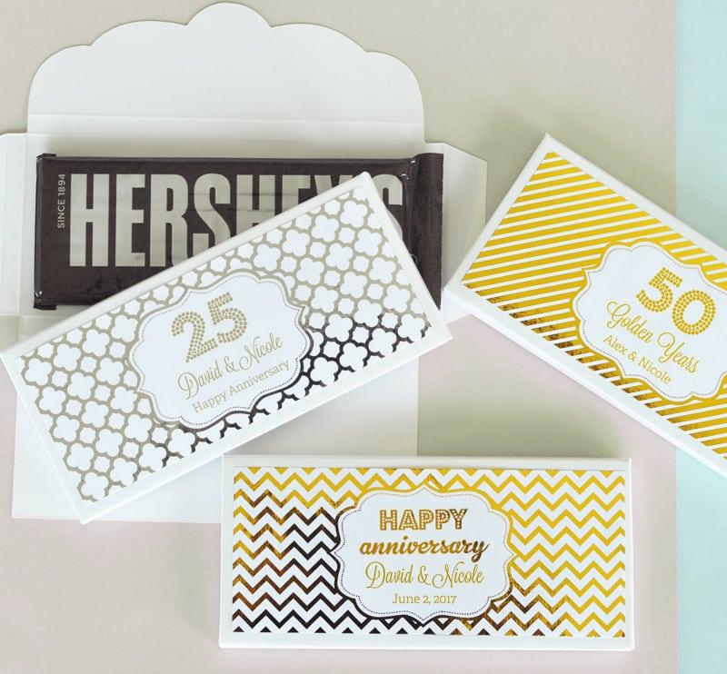 Tavoletta di cioccolato personalizzata