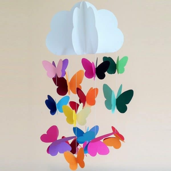 giostrina-culla-farfalle-colorate-nuvola-carta (4)