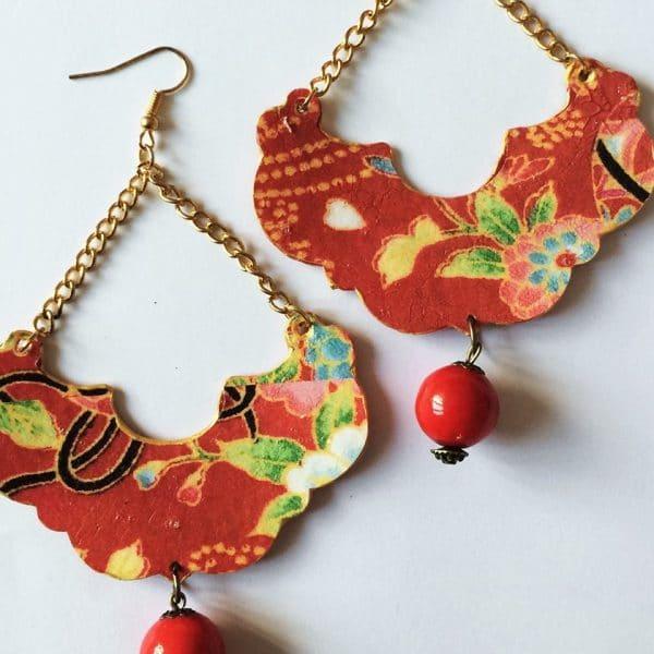 orecchino-pendente-carta-giappone (3)