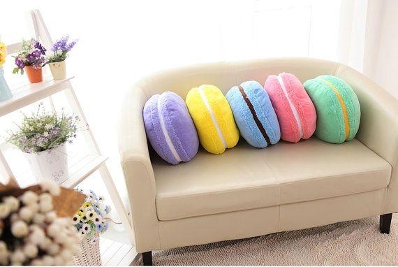 Coloratissimi cuscini macaroons
