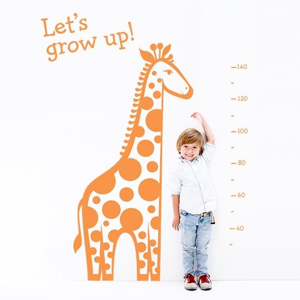adesivi-murali_Giraffa-misura-altezza_grande