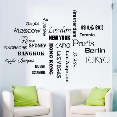 adesivi-murali_città-Capitali-del-mondo