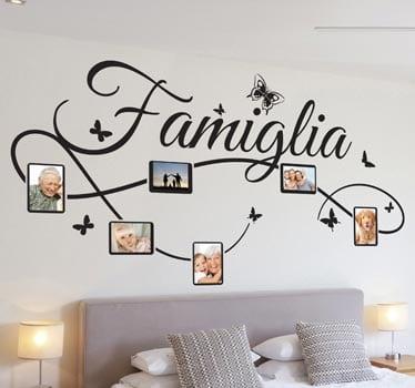 10 adesivi murali per arredare con gusto la tua casa olalla - Decorazioni muro ikea ...