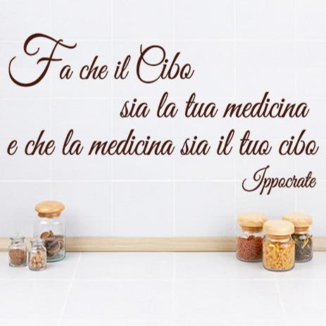 adesivo-murale-cibo-medicina