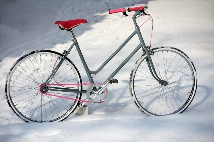 Bicicletta stile vintage