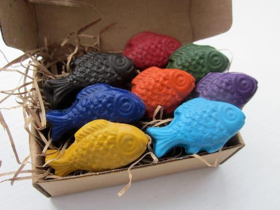 Colori pastelli in cera di soia, con pigmenti non tossici