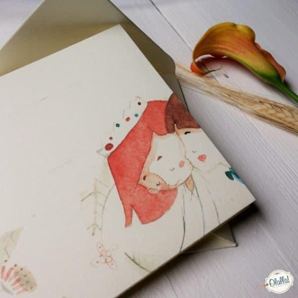partecipazione-nozze-illustrata-coppia-caffe