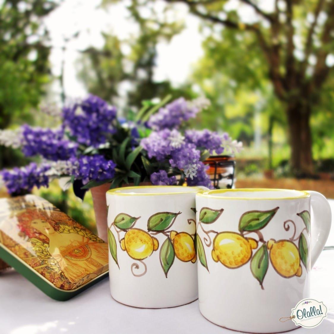 tazza-ceramica-dipinta-mano-limoni