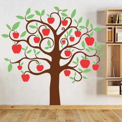adesivi-murali_Albero-delle-mele_grande