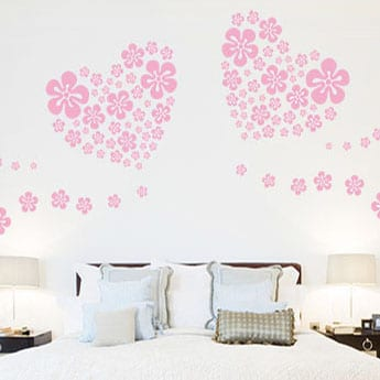 adesivi-murali_Cuori-fiore-ciliegio_grande