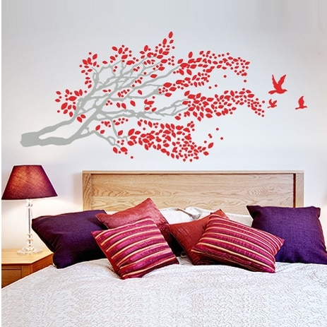 adesivo-murale-ramo-albero-camera-letto