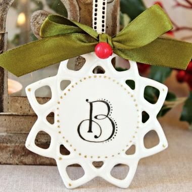 ornamento-natalizio monogramma