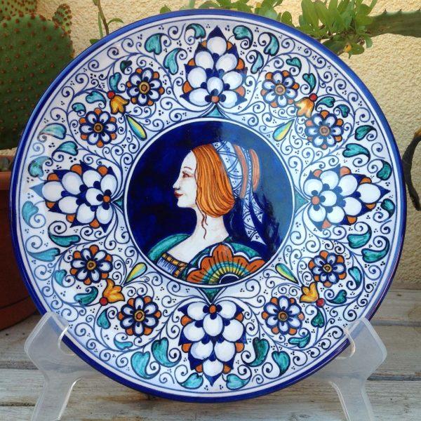 piatto-ceramica-lei-coppia-vicino