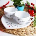 tazzina caffe personalizzata