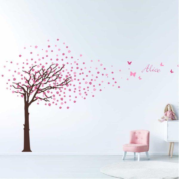 adesivi-murali-albero-ciliegio-con-nome