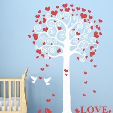 adesivi-murali_Albero-cuori-love_grande
