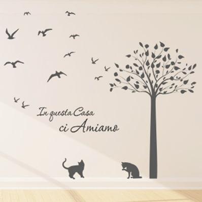 adesivi-murali_Albero-gatti-rondini_grande