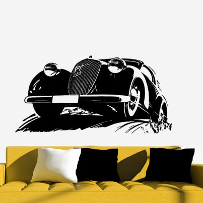 adesivi-murali_Auto-Americana-Anni-50_grande