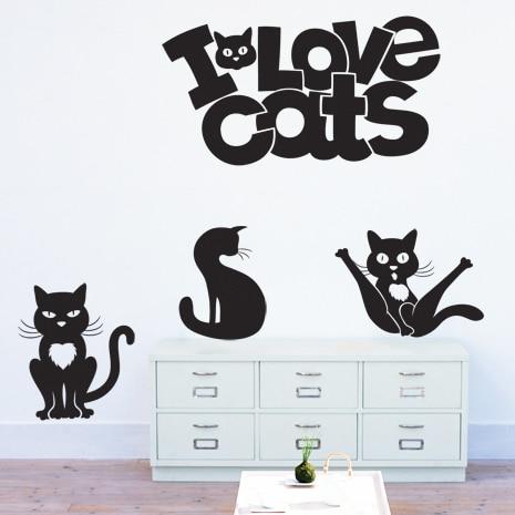 adesivi-murali_I-love-cats_grande