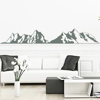 Adesivi Murali con Montagne