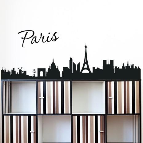 adesivi-murali_Skyline-di-Parigi_grande