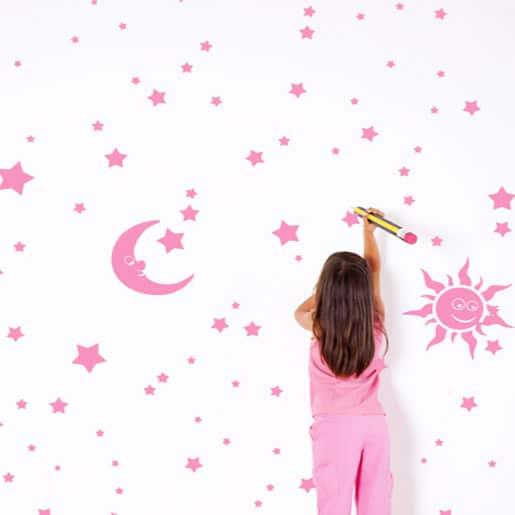 adesivi-murali_Sole-Luna-e-stelline_grande