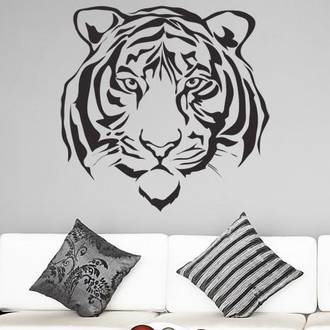 adesivi-murali_Tigre-ritratto_grande
