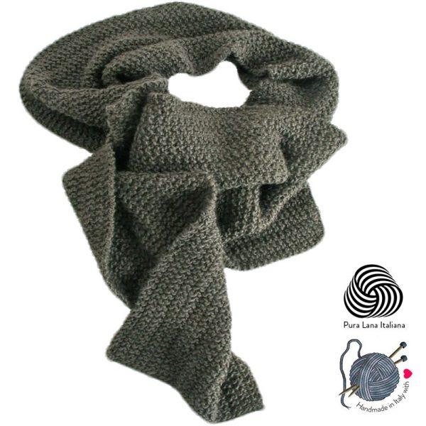 sciarpa-fatta-a-mano-lana-grigio