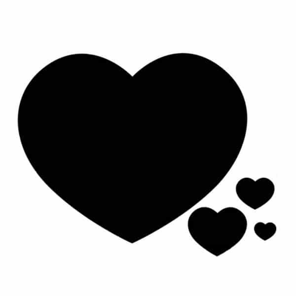 lavagnetta-cuore
