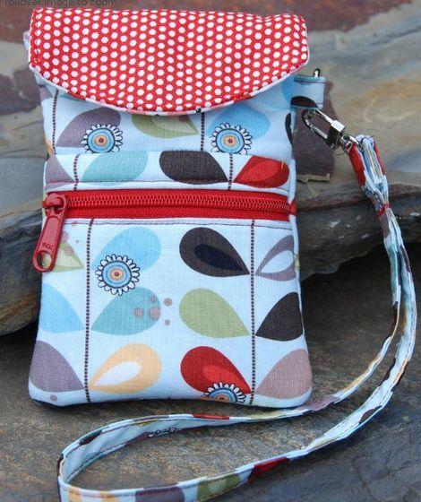 borsetta portacellulare