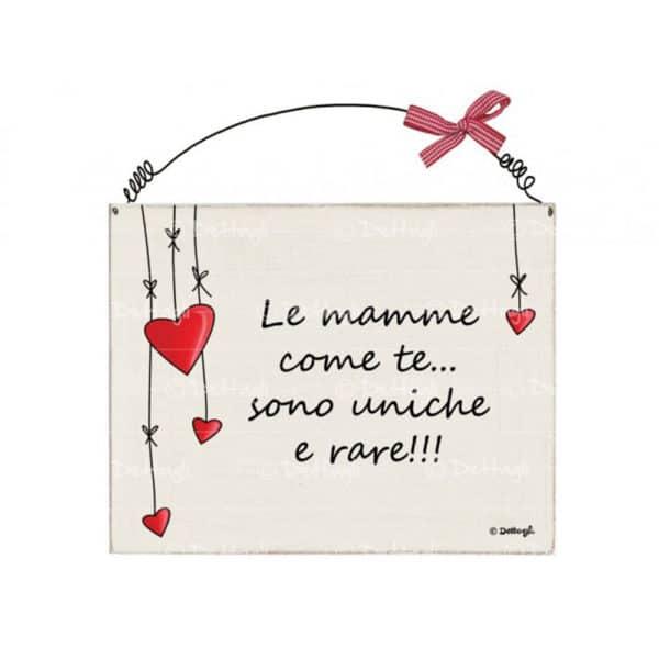 targhetta-mamma-unica