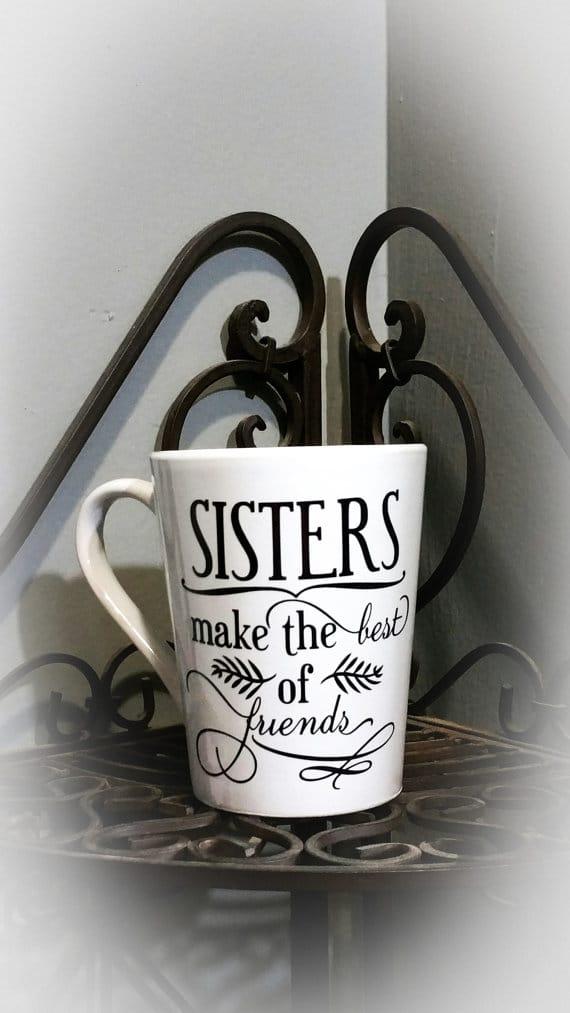 tazza sorelle