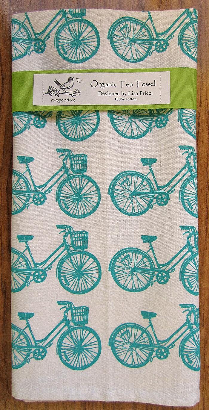 Tovagliette per colazione con biciclette