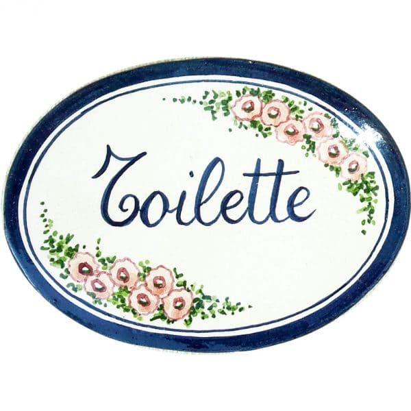 targhetta-per-porta-bordo-blu-fiorellini