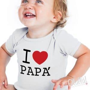 BODY-neonato-PERSONALIZZATO-I-LOVE-PAPA