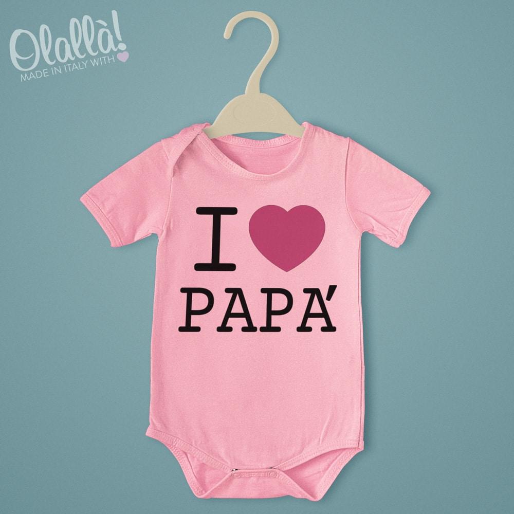 bodyneonato-personalizzato-i-love-papa-fronte-rosa