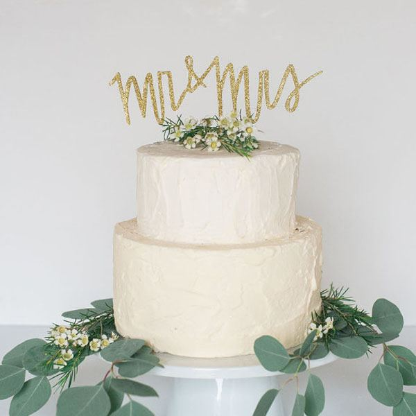 cake-topper-legno-glitter-mr-mrs