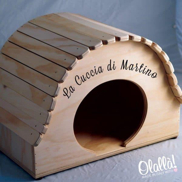 cuccia-legno-personalizzata-nome-igloo