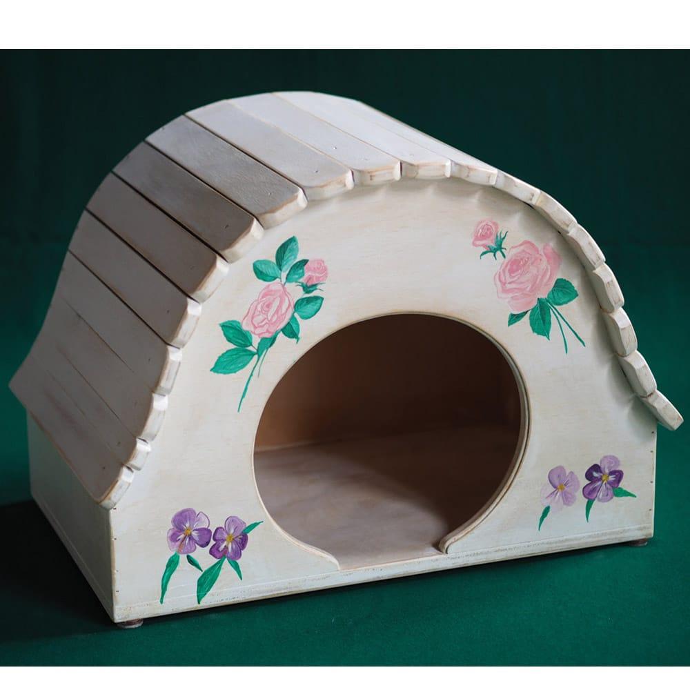 Cuccia di legno personalizzabile con il nome per gatti for Nomi in legno da appendere