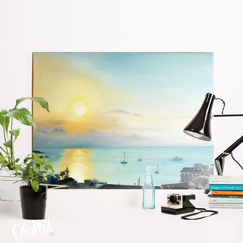 ritratto-paesaggio-olio-tela