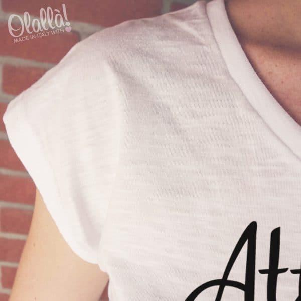 t-shirt-personalizzata-attenti-alla-sposa-retro-addio-nubilato-dettaglio