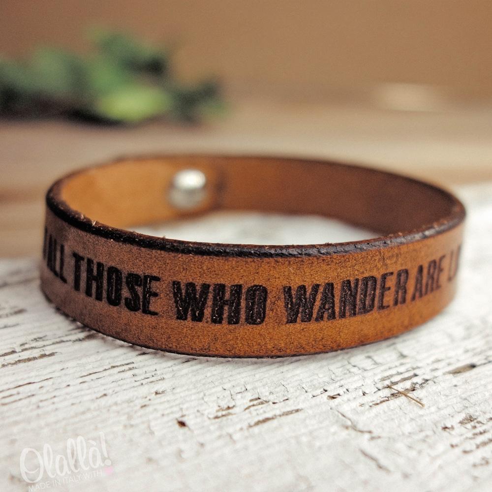 braccialetto-cuoio-personalizzabile