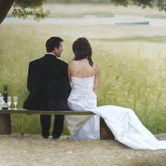 matrimonio_dipinto_sposi_da_foto