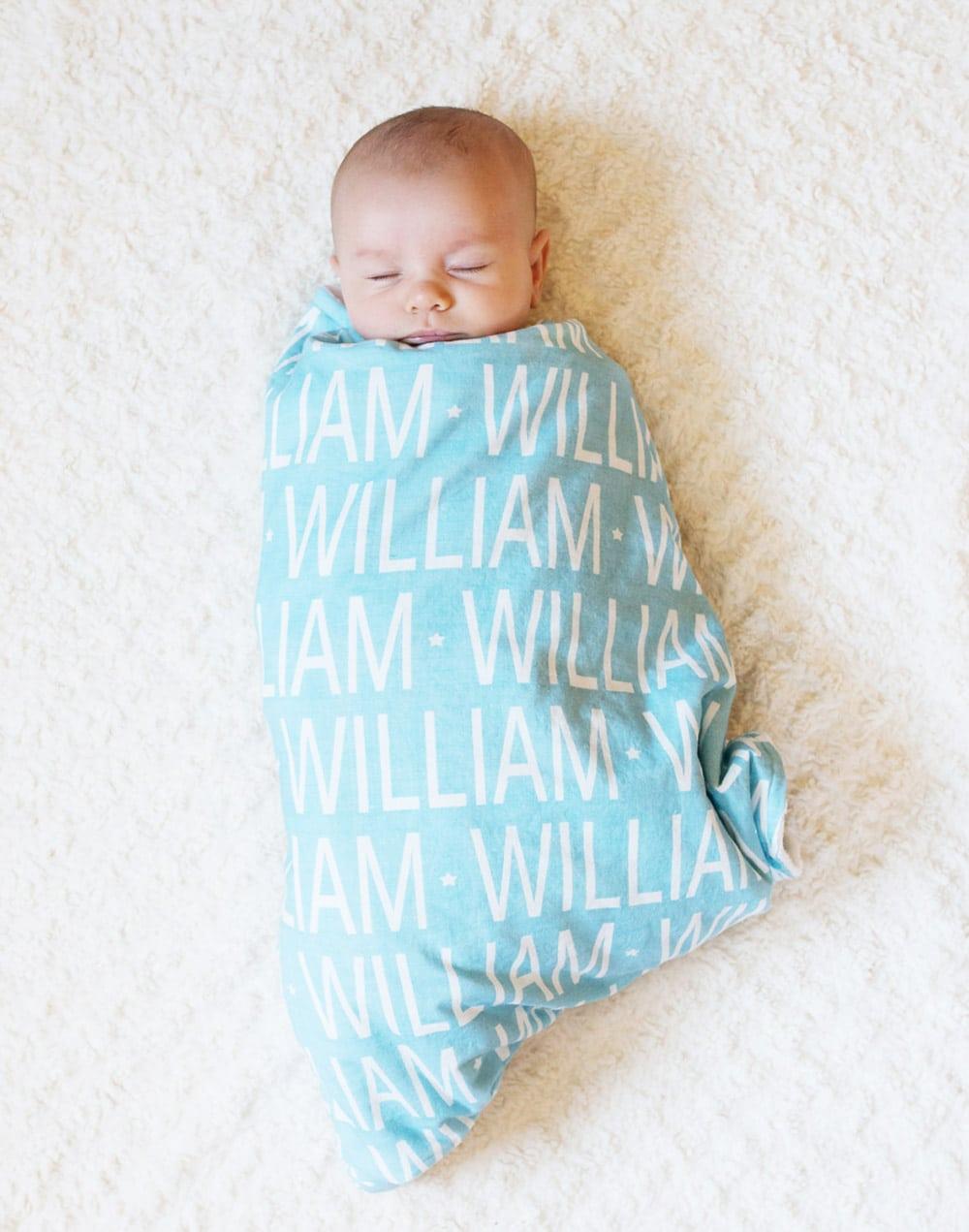 Regali nascita copertina personalizzata